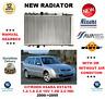 Pour Citroen Xsara Estate 1.4 1.6 2.0 16v 1.9 D 2.0 HDI 2000-2005 Radiateur Neuf