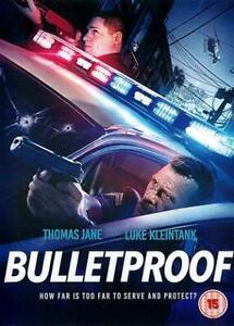 Bulletproof DVD (2019)
