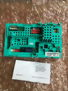 Whirlpool Washer Control Board, W10484689, for Multiple Models