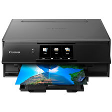 Canon TS9120 Wireless All-In-One Printer with Scanner and Copier, Gray