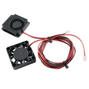 4010 Fans DC 24V Extruder Fan and DC 24V Turbo Fan for Creality Ender 3 / E W3B4