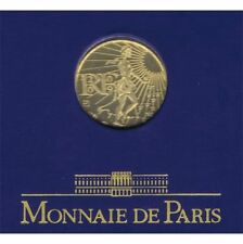 FRANCIA FRANCE 100 EURO DE ORO 2009 OR GOLD 999 SEMEUSE - MONNAIE DE PARIS