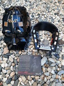 STAR WARS Black Series DARTH VADER Premium HELMET Electronic WORKS Not Complete