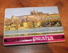 *** Reiseandenken: 70er Jahre Kleinbild-Fotoband Prag ***