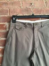 Heritage Research Men's Trousers, Olive Green Sz Small 29 X 31, Handmade In UK