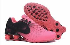 HOT NEW WOMENS Nike Shox Deliver Running Shoes Pink/Black