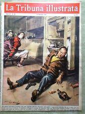 La Tribuna Illustrata 22 Settembre 1957 Scooter Piccinino Las Vegas Anfiteatro