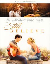 I Still Believe (Life Story Of Jeremy Camp) DVD + Blu Ray + Digital 2020 ••NEW••