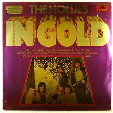 "12"" LP - The Hollies - In Gold - #L7617 - washed & cleaned"
