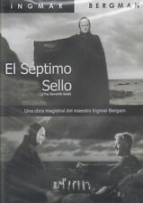 DVD - El Septimo Sello NEW The Seventh Seal Ingmar Bergman FAST SHIPPING !