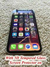 Apple iPhone X - 256GB - Silver (Unlocked) A1901 (GSM) (CA) - Bought From Apple.