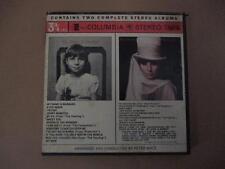Reel-to-reel tape, Barbra Streisand, 4 track stereo, vintage
