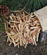 Fatwood Fire Starters 50-70 Sticks Hand Cut in USA Camping Hiking Survival BOB