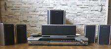 Sony DAV-DZ110 5.1 Heimkino-System mit automatischer Lautsprecher-Kalibrierung