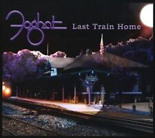 FOGHAT-LAST TRAIN HOME  CD NEW