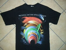 NATIONAL AIR SPACE MUSEUM TSHIRT Solar System Planets Smithsonian SM