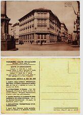 #MILANO: LA SEDE DEL TOURING CLUB ITALIANO
