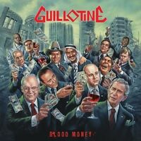 GUILLOTINE - Blood Money  [Ltd.Digi] CD