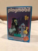 Playmobil Halloween Ghosts that Glow 3027 Geobra 1998 Rare Sealed