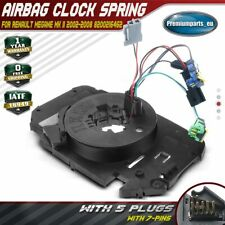 Airbag Squib Spiral Cable Clock Spring for Renault Megane II 2002-08 8200216462