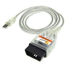 JCA USB Diagnoseinterface für alle BMW und Mini Fahrzeuge Diagnose Codierung OBD