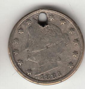 USA LIBERTY NICKEL 1883             92B       BY COINMOUNTAIN
