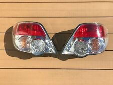 JDM 06 07 Subaru Impreza Wagon GG GGA GGB Taillights Tail Lights Lamp STI OEM