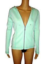 Tommy Bahama Full Zip Antigua Cove Hoodie Jacket Seafoam Green NWT XS $118