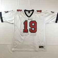 Vintage Nike Tampa Bay Buccaneers Keyshawn Johnson Jersey Size XL Super Bowl