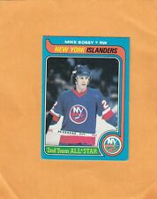 1979-80 O PEE CHEE MIKE BOSSY AS2 NO:230  Ex cond   see scan    LOT 48