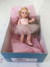 "Madame Alexander 8"" BALLERINA Doll  1993 New In Box #331"