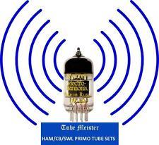 HEATHKIT DX-40 Transmitter Complete Primo Tube Set 6146