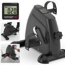 AGM Mini Bike Pedaltrainer Heimtrainer Arm- und Beintrainer Fahrradtrainer LCD