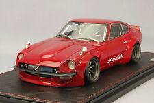 1/18 HPI IG #IG1006 Nissan Fairlady PANDEM S30 Z Red Metallic