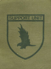 Patch - Rhodesia - BSAP Support Unit
