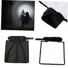 Spotlighting Cloth Flash Diffuser Bender Light Beam Snoot Softbox Tube 7P