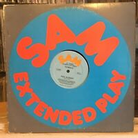 "[SOUL/FUNK]~EXC 12""~KOMIKO~Feel Aright~[Main~Instrumental]~[1982~SAM~ISsue]"