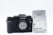 Fuji Fujifilm X-T2 24.3MP Mirrorless Black Digital Camera Body #508