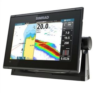 "Simrad GO9 XSE 9"" Plotter No Ducer C-Map Insight Pro"