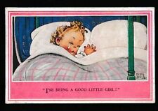 Mabel Lucie Attwell Printed Collectable Artist Signed Postcards