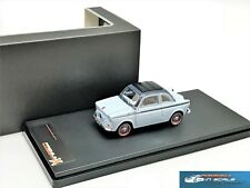 NSU-FIAT Weinsberg 500 1960 Light Blue/Blue Premium X  PR0020 1:43