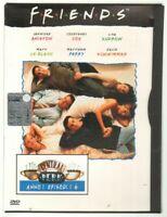 FRIENDS Anno 1 Episoni 1 - 6 - DVD Film PAL Edizione Snapper