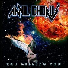 ANVIL CHORUS - The Killing Sun CD