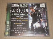 johnny hallyday stade de france cd rom pc & mac (reglement par cheque)