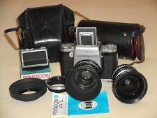 Pentacon six TL Mittelformat Kamera mit Zubehör
