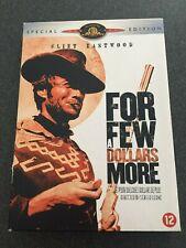 """DVD """" Et pour quelques dollars de plus """" Clint Eastwood comme neuf"""