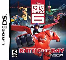 Big Hero 6 Battle In The Bay DS - LN - Game Card Only