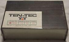 Vintage Ten-Tec Aluminum Project Box Enclosure Case Electronic DIY - Medium