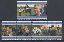 Papua New Guinea 1997 Royal Golden Wedding set & sheet