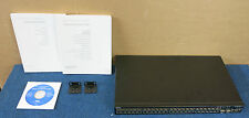 Dell PowerConnect 3448 48 Port Managed Network Switch TJ930 0TJ930 PoE
